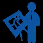 Разработанные проекты поисково-оценочных работ на подземные воды для водоснабжения населённых пунктов, промышленных и сельскохозяйственных предприятий и других объектов